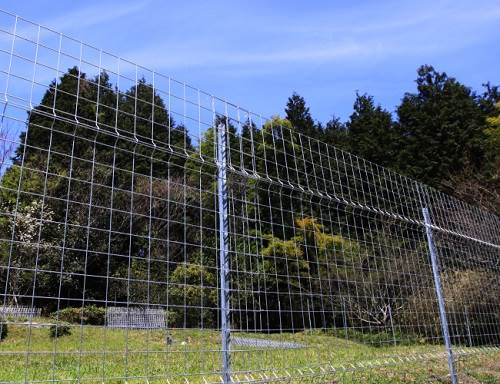 柵でしかやいのしし、猿、くまといった動物の対策をするなら