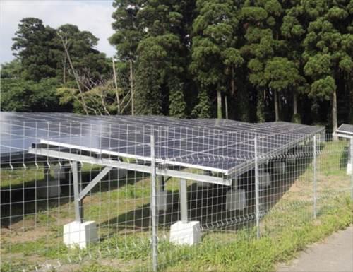 太陽光発電所に設置する柵やフェンス、防犯や獣害対策なら