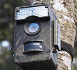 獣害対策製品 トレイルカメラ